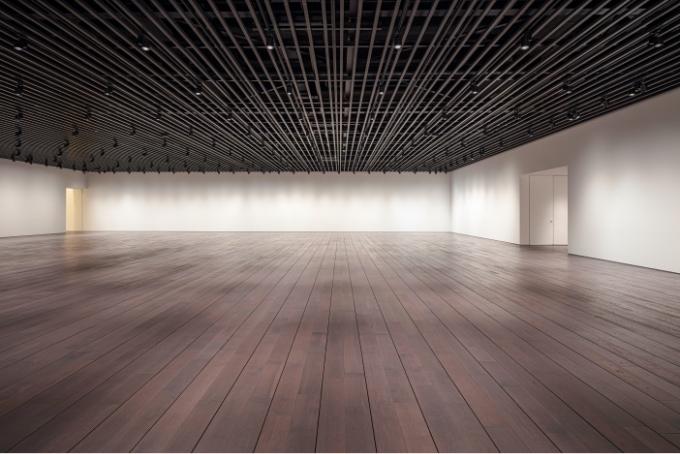 6e étage : Salle d'exposition