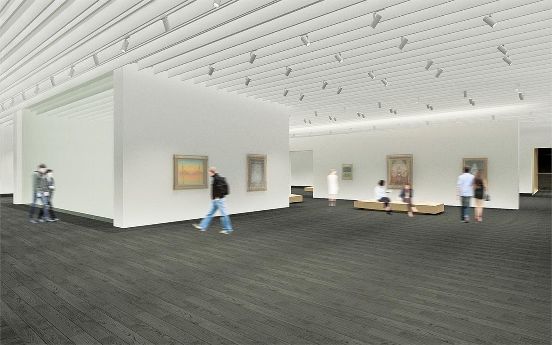 5F 展示室