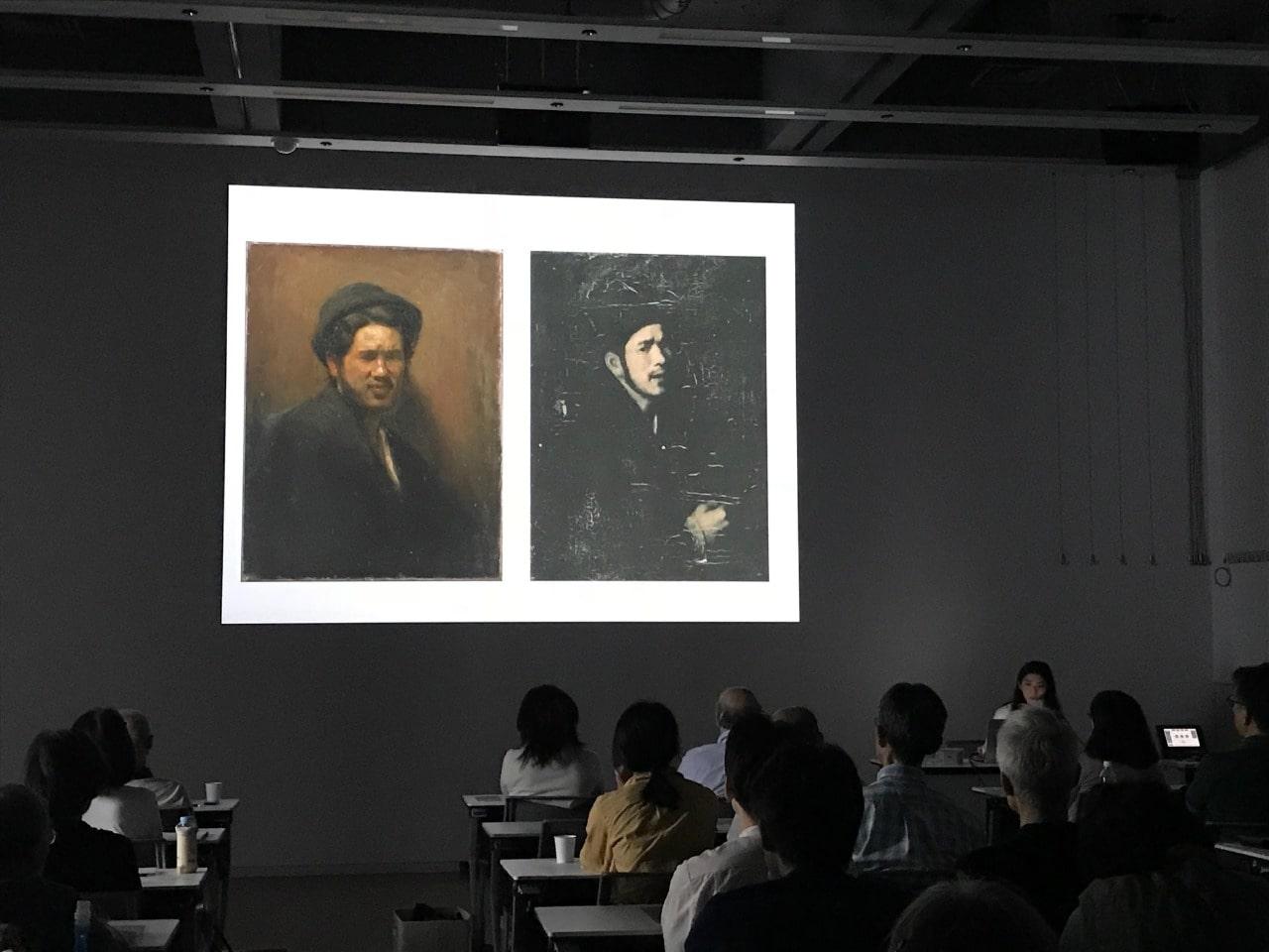 ARCレクチャー「中村彝(つね)とレンブラント − 自画像の魅力」