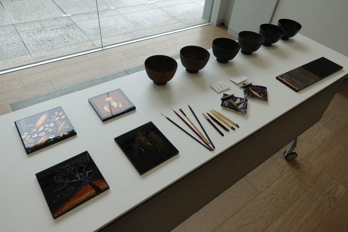 ARCワークショップ 「蒔絵の世界を知る・体験する」
