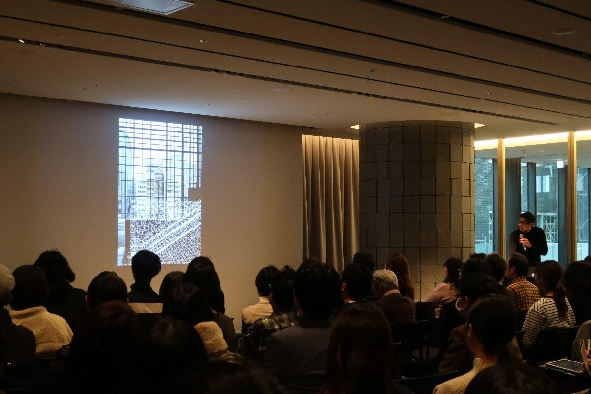 土曜講座「アートの現場」 「アートと人のための空間」